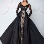11 Evening High End Custom Abendkleid Partei Kleid Saudi Arabien