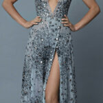 9 #berta Evening Haute Couture Womens Fashion Dresses Formal