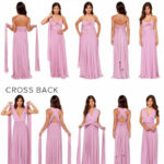 9 Different Ways To Wear Convertible Dress Wickelkleid
