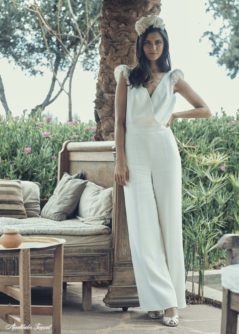 bridal jumpsuit beck french chic traditionelle brautkleider