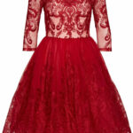 Chi Chi London Online Shop Bei About You Rot Anziehen, Rote