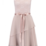 Cocktailkleid/festliches Kleid Rose