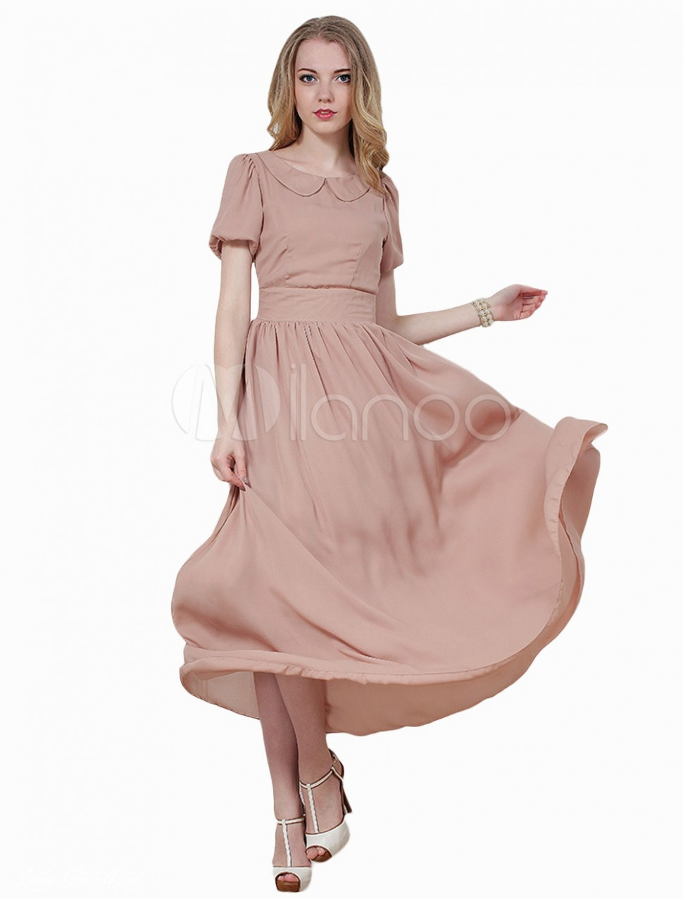 coolste langes schickes kleid design abendkleid