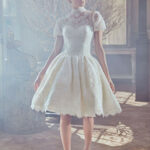 Dress: Otto Gown Spring 10 Bridal Gowns And Veils: Sareh Nouri