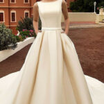 Gorgeous 12+ Stylish Wedding Dresses Collection Ideas To Inspire