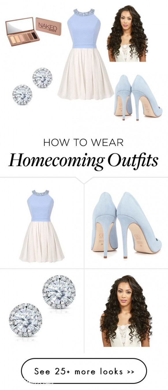 "homecoming"" by katresha kh on polyvore featuring mode, dee keller"