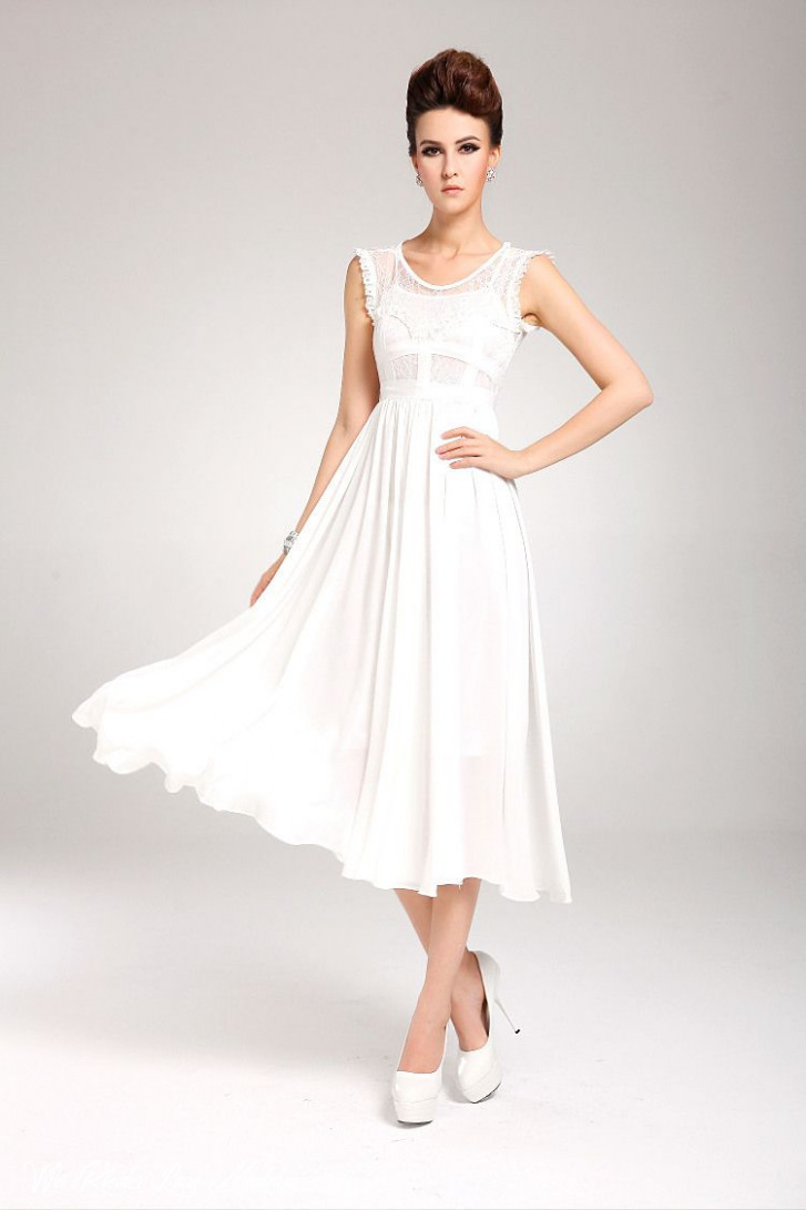 layered hairstyles womens long white dress aliexpresscom buy free