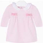 "Mayoral ♥ Festliches Baby Kleid ""kate"" Langarm, 9"