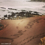 Messages in the Sand: Spreading magic – Jeanette Trompeter