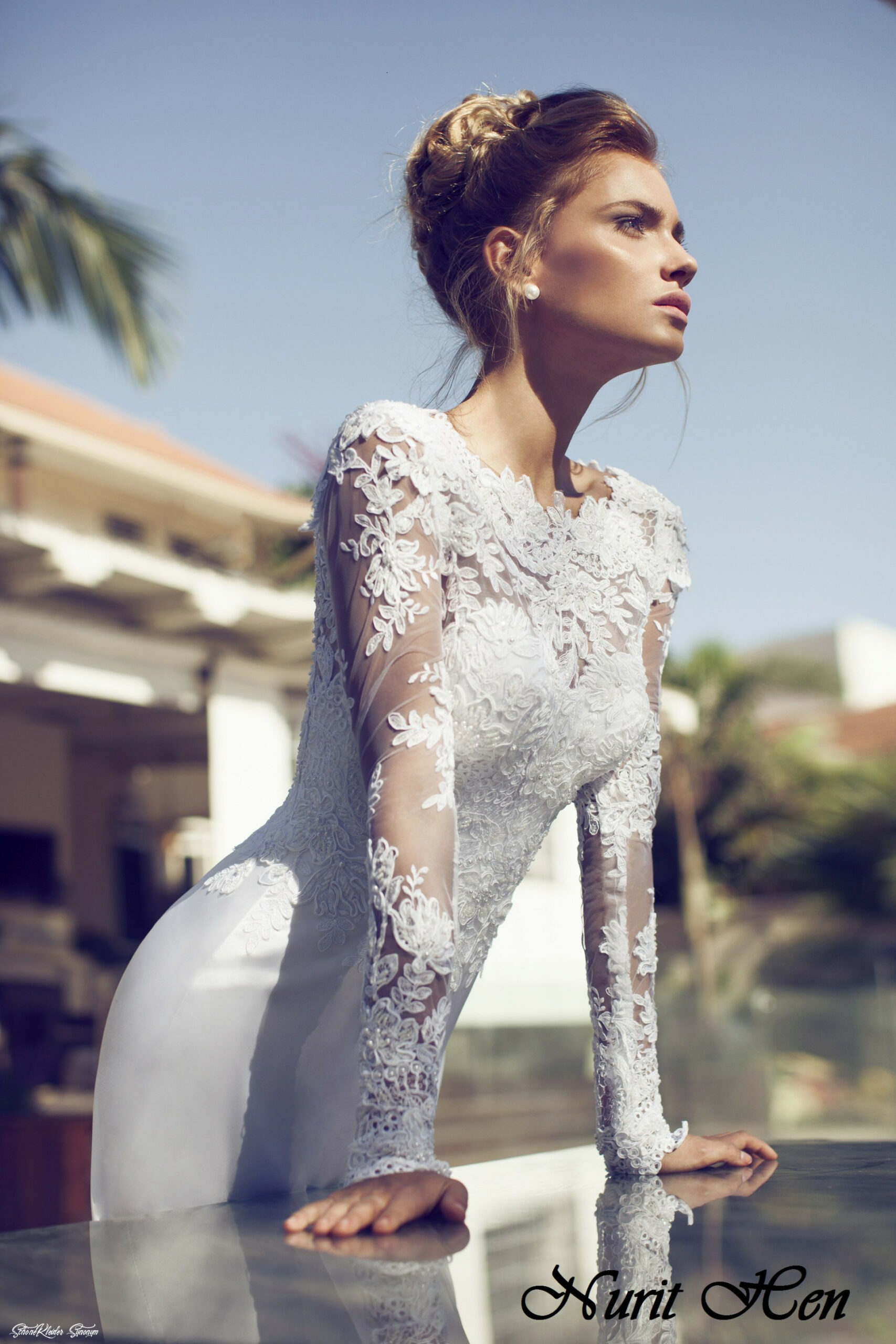 Nurit Hen 12 Wedding Gown Elad@nurit Hen Co Il Www Nurit Hen