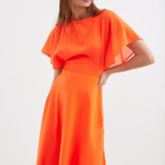 OPEN BACK DRESS - View all-DRESSES-WOMAN-SALE  ZARA United States