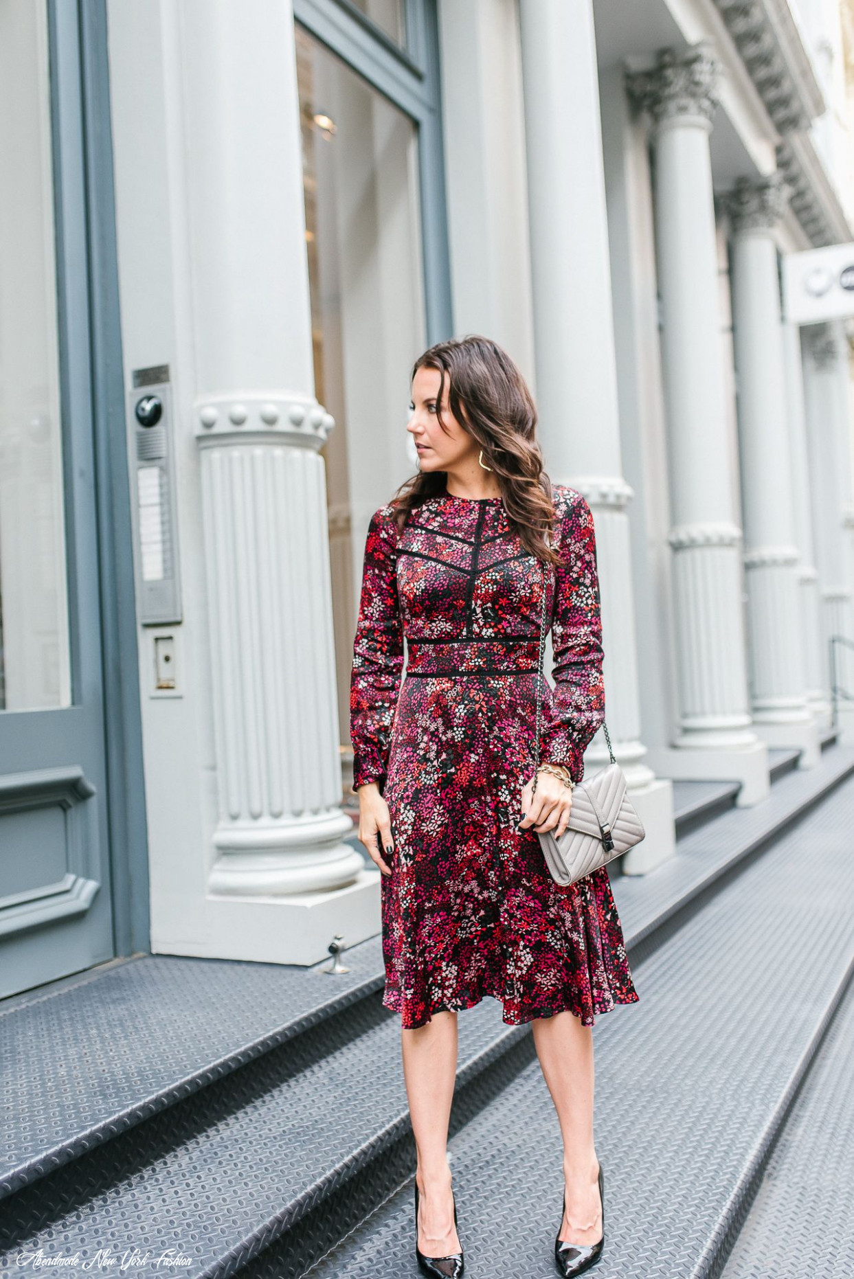 q&a: attending new york fashion week as a blogger dressy spring