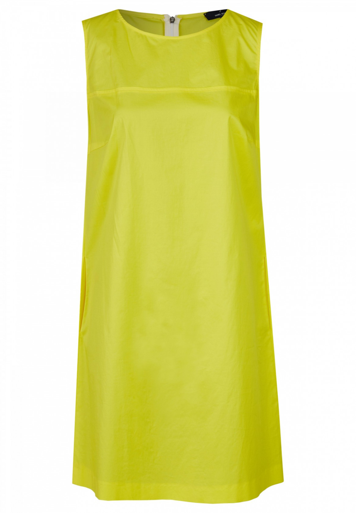 Sommerliches Kleid, Yellow  Daniel Hechter Online Shop