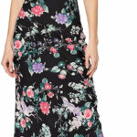 Tally Weijl Damen Sdrpedire Kleid, Mehrfarbig (black Multi Color
