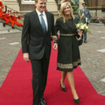 The Evolution Of Queen Máxima And King Willem Alexander's Love